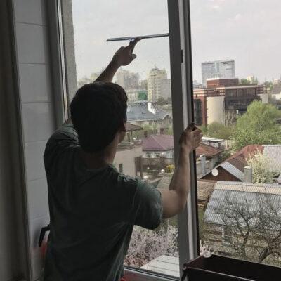 Как часто нужно мыть окна в квартире